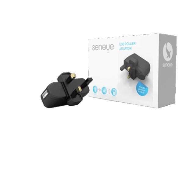 USB Power Adaptor with box (UK)
