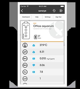 Mobile App Downloads - seneye